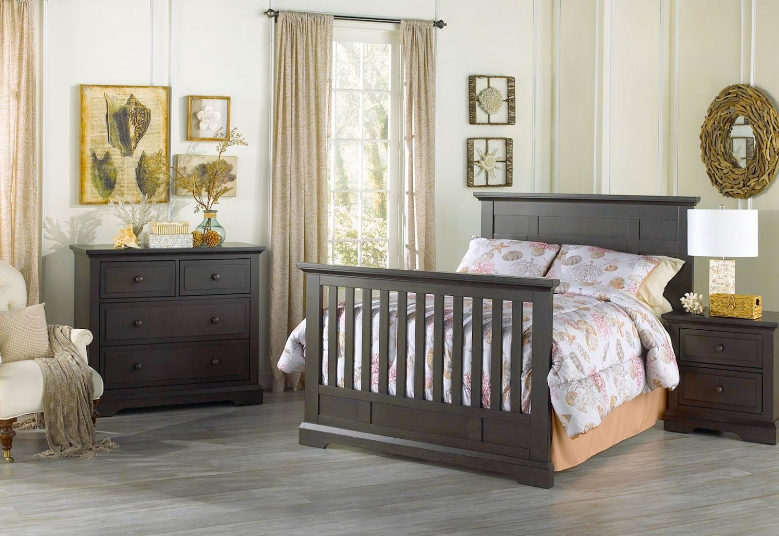 Dallas Collection Full Bed