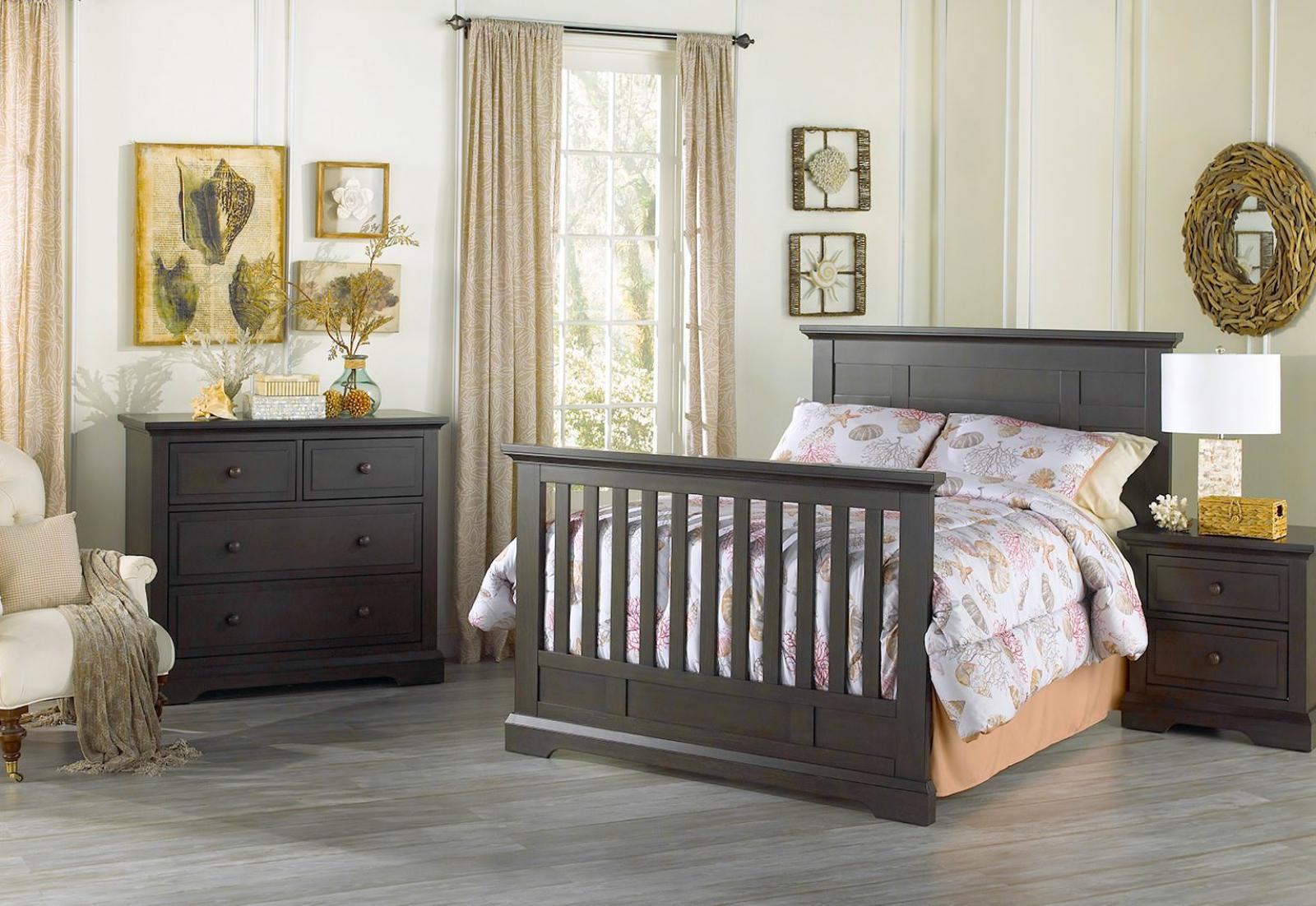 Crib for sale dallas - Dallas Collection Full Bed